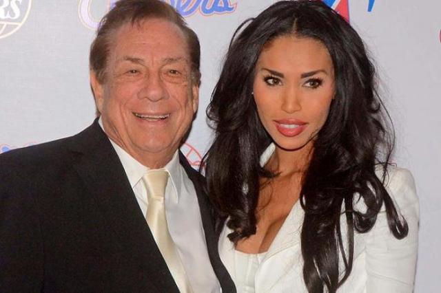 Дональд Стерлинг. Миллиардер и владелец одного из клубов NBA закрутил роман с Ви Стивиано, поверив в ее искренние чувства.