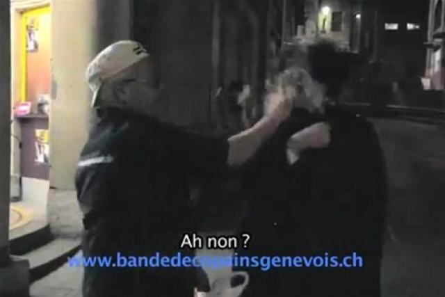 В марте 2012 года пожилой мужчина напал на экс-президента Швейцарии Мишлин Кальми-Ре. Он обвинил ее в нарушениях прав человека в связи с деятельностью женевского кантонального банка и размазал по лицу политика торт. «Я? Я ничего не нарушала», - ответила на это Кальми-Ре, после чего гражданин выхватил из сумки бумажную тарелку с тортом и ударил им женщину по лицу. От сильного удара экс-президент едва устояла на ногах.