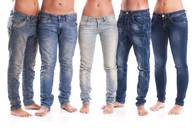 В мире нет ни одной страны, в которой бы никто не носил джинсы.
