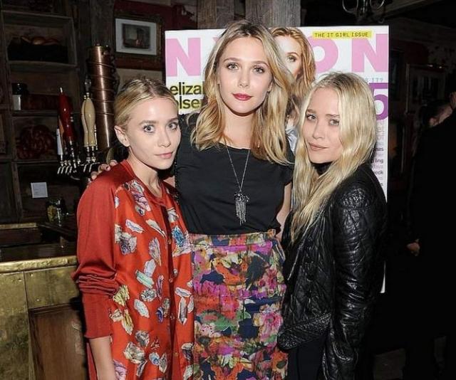 Элизабет Олсен. Сестра голливудских близняшек Мэри-Кейт и Эшли также покоряет кинематографический Олимп.