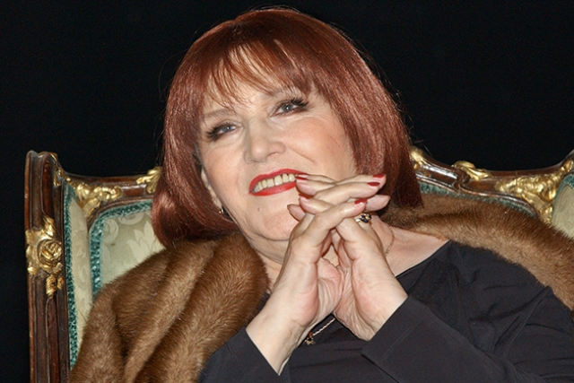 """Нонна Мордюкова (1925−2008). После фильма """"Мама"""", вышедшего в 1999 году, 74-летняя Мордюкова была готова играть еще, но режиссеры перестали приглашать актрису."""