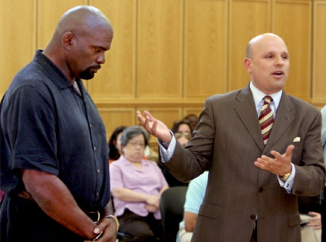 Уйдя из большого спорта, Тейлор пустился во все тяжкие. В 2011 году его осудили на шесть лет за секс с 16-летней девушкой, однако, спустя год сняли обвинения.
