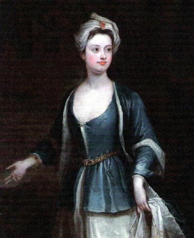 В соответствии с имеющимися записями, она была похоронена в 1726 году. Подозревают, что похороны были мистификацией, а на самом деле Чарльз запер свою жену в удаленной части дома и держал там до самой ее смерти.