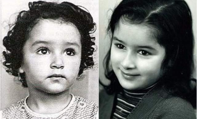 Тина родилась в Тбилиси, в семье мамы-медика и отца-экономиста. По линии отца у Канделаки прослеживается старинное дворянское происхождение. В жилах популярной телеведущей смешались грузинская и греческая кровь от отцовского рода с армянской и турецкой от матери.