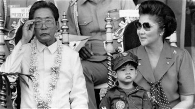 Тем не менее, диктатор был женат лишь единожды. Имя его супруги - Имельда Маркос, у супругов трое детей