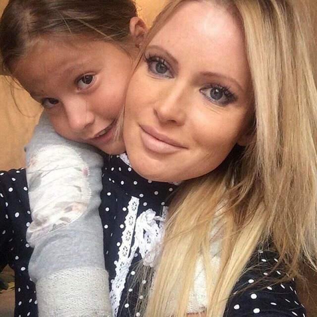 Дана Борисова. Телеведущую лишили права воспитывать 10-летнюю дочь Полину, опека над которой перешла отцу.