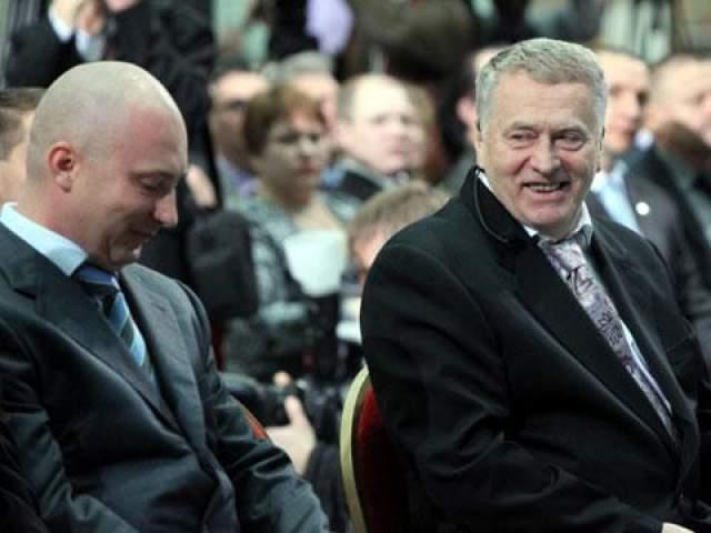 В 1972 году у Жириновских родился сын Игорь. Он окончил Юридическую академию. В 2000 году стал председателем фракции ЛДПР в Государственной думе третьего созыва. До этого трудился в Министерстве труда и социального развития России на посту советника министра.