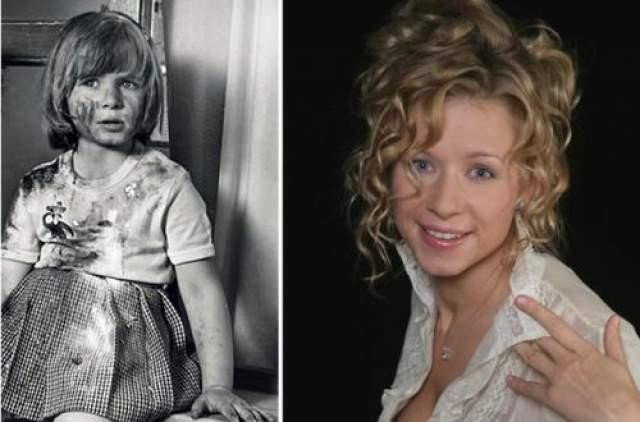 """Лика Кремер В возрасте пяти лет снялась в фильме Ильи Фреза """"Карантин"""". Сейчас - известная актриса и телеведущая."""