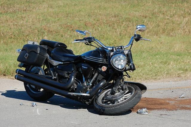 4 декабря 1988 года Гэри попал в аварию на своем мотоцикле.