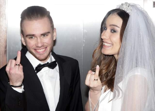 """Виктория Дайнеко, """"Фабрика звезд-5"""", 31 год. Была замужем за Дмитрием Клейманом. Дочери Виктории три года, но за все это время лицо малышки поклонники увидели лишь один раз - в Instagram бывшего супруга звезды."""