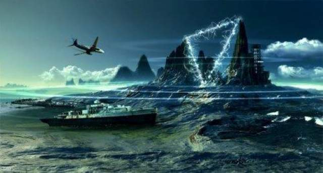 Море дьявола Море дьявола - это область в Тихом океане, в которой настолько же часто происходят странные события как и в Бермудском треугольнике. Это место, расположенно у берегов Японии, было областью, где по свидетельствам огромного количества людей происходили необъяснимые явления, включая магнитные аномалии, необъяснимые огни и объекты, и, конечно же, таинственные исчезновения. Область считается опасной даже японскими властями рыболовства.