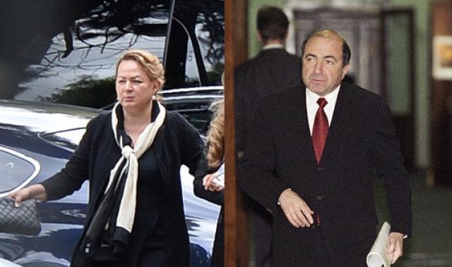 """Британские таблоиды, получившие материалы дела, иск Бешаровой был основан на """"неблагоразумном поведении"""" супруга. Березовский, по их сообщениям, не противился и даже согласился оплатить все судебные издержки."""