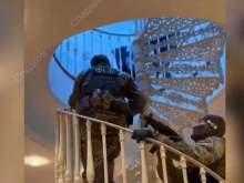 Опубликовано видео обыска в особняке по делу Арашуковых