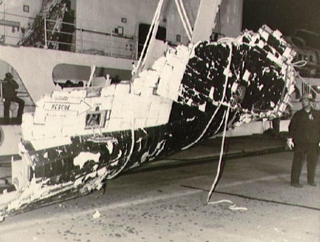 Представители NASA не раскрывали деталей крушения, высший руководящий состав агентства не был доступен для репортеров.