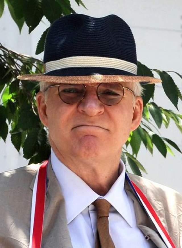 Стив Мартин Американский актер, комик, писатель, продюсер, музыкант и композитор IQ=142