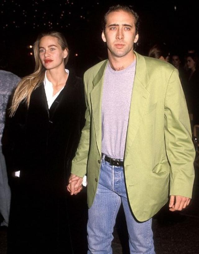 Николас Кейдж. Впервые актер стал отцом в 26 лет, когда гражданская жена, актриса и модель Кристина Фалтон, родила ему сына Вестона.
