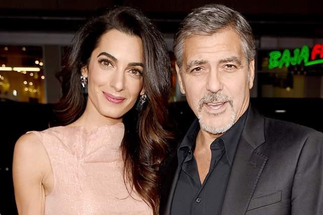 Клуни-же в 2014 году женился на Амаль Аламуддин.