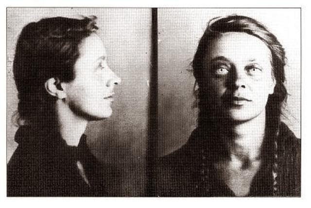 Ариадна Эфрон. Девушка первой из семьи 18 марта 1937 года вернулась в СССР, что было роковой ошибкой