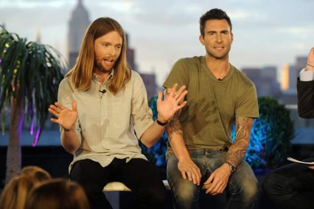 Джеймс Валентайн. Музыкант группы Maroon 5 столкнулся с привидением в Лос-Анджелесе.