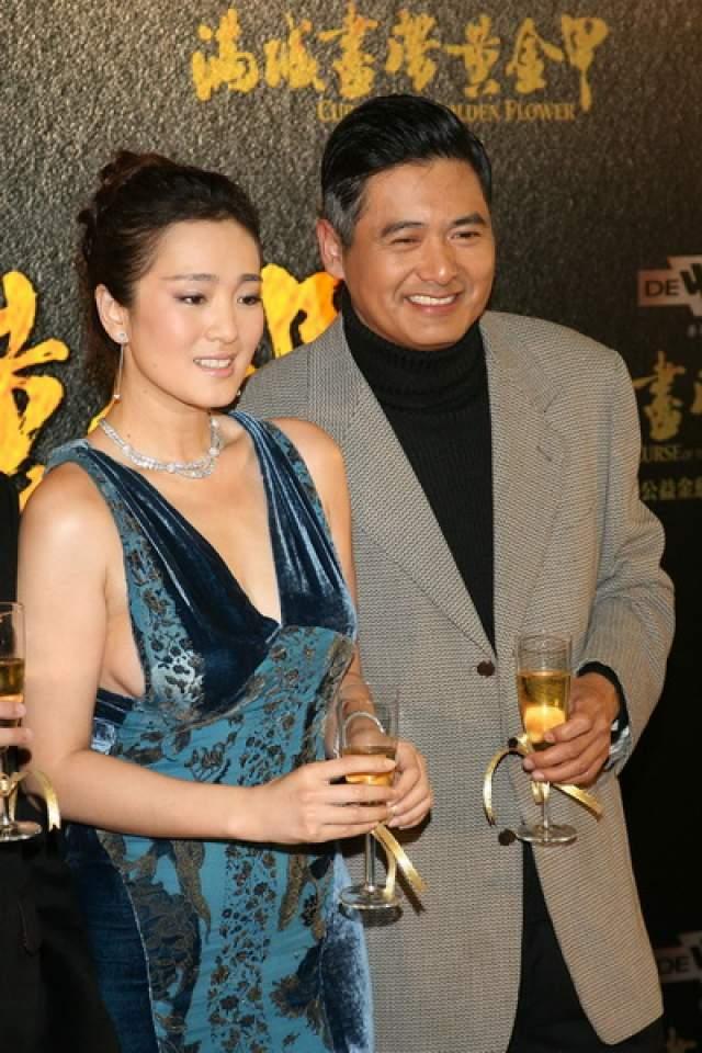 Со своей супругой Чоу вместе с 1986 года, для актера это второй брак. У пары нет детей. Его жена тяжело переживала выкидыш и больше не захотела испытывать эту боль.