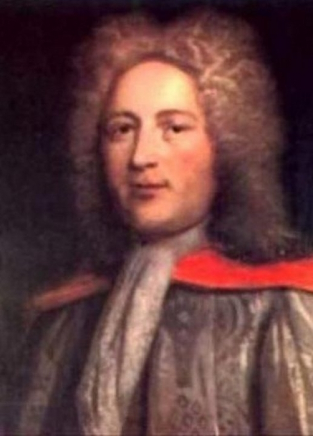 Джеремайя Кларк. Английский барочный композитор решившись на самоубийство из-за безответной любви, выбирал, повеситься ему или утопиться, бросая монетку.