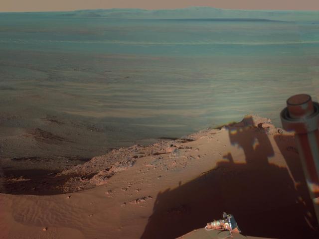 Марсианские красоты.