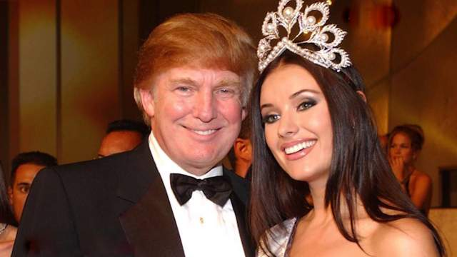 О том, что предшествовало снятию короны, мы уже указали. Но любопытно, что владельцем компании-организатора конкурса тогда был Дональд Трамп, нынешний президент США. И именно по его желанию Федоровой пришлось принять участие в скандальном шоу Говарда Стерна.