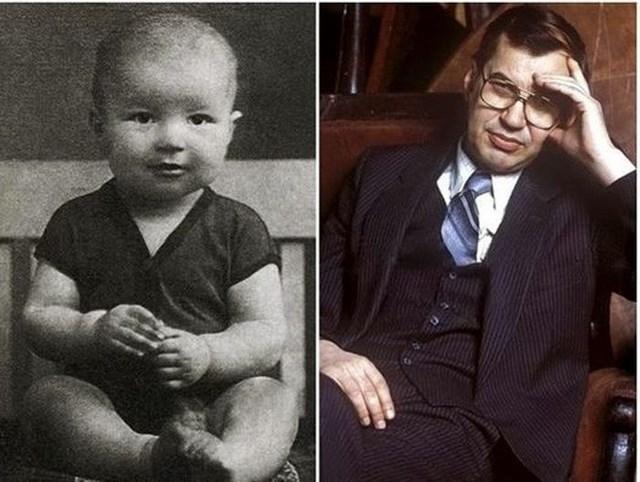 Георгий Бурков с юных лет мечтал об актерской профессии, но в театральный его довольно долго не принимали.