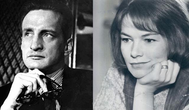 """1971 - Джордж К. Скотт (отказался)(""""Паттон"""")/Гленда Джексон (""""Влюбленные женщины"""")"""