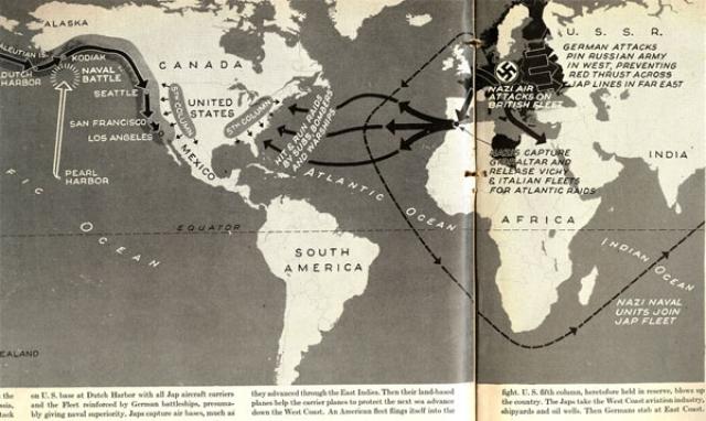 """А в начале 1950 года право на легальное проживание в США для некоторых специалистов из проекта """"Скрепка"""" было получено через американское консульство в Сьюдад-Хуарес, Чиуауа в Мексике. Таким образом нацистские ученые законно въезжали в США из Латинской Америки."""