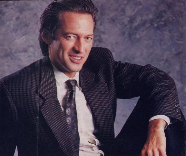 """Роско Борн (Роберт Барр). Талантливая игра в """"Санта-Барбаре"""" была отмечена в 1990 году номинацией на премию """"Эмми"""" в разделе """"Лучший актер"""". Он долго работал в театре, где воплотил десятки разнообразных характеров."""