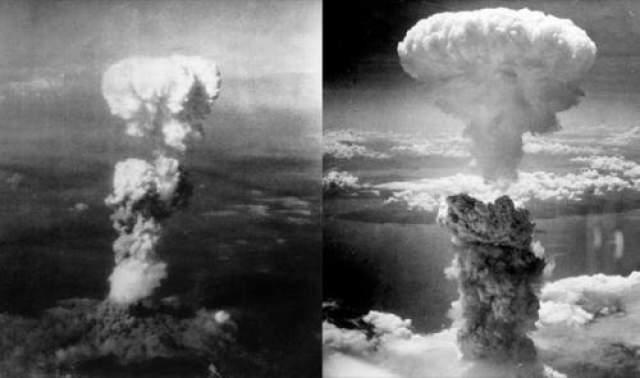 """Атомная бомба Одно из самых мрачных предсказаний, сделанных Гербертом Уэллсом, и которое, к сожалению, стало реальностью, - изобретение атомной бомбы и ядерная война, описанные в книге """"Освобожденный мир"""" (1914 год). Прошло чуть больше трех десятилетий, и атомные бомбы упали на японские города. Кстати, в этом же романе английский фантаст рассказал и о дешевой атомной энергии."""