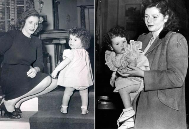 """Некая Джоан Берри в 1943 году через суд пыталась навязать ему двенадцатого, но экспертиза доказала, что ее ребенок не имеет никакого отношения к Чаплину. Бытует мнение, что ее подослали к Чаплину нацистские группировки после выхода фильма """"Великий диктатор""""."""