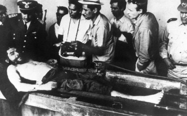 11 октября 1967 года его тело и тела еще шести его соратников были тайно похоронены около аэропорта в Вальегранде.