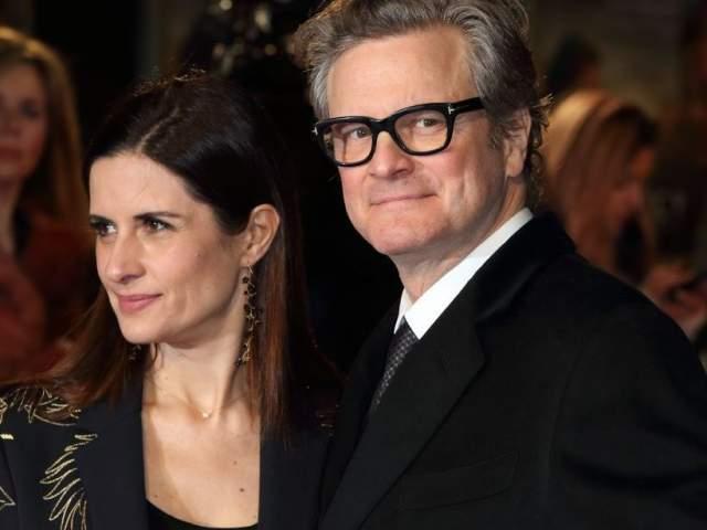 """Ливия Джиуджиолли, жена Колина Ферта. В 1995 году во время съемок сериала """"Ностромо"""" актер приметил симпатичную итальянку, ассистентку режиссера."""