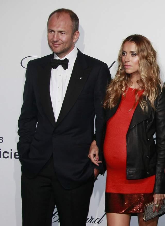 В 2012 году у них родилась дочь Тара. Также у пары также есть сын Адриан 2017 года рождения.