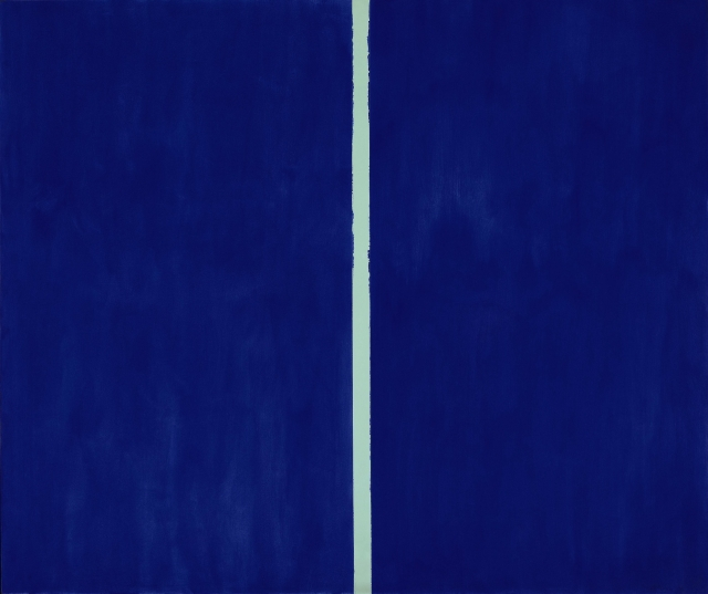 """""""Onement VI"""" Барнетт Ньюман – 43,8 млн. долларов"""