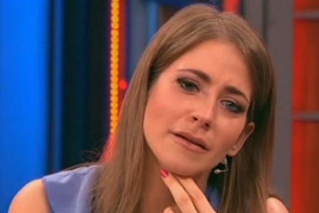 Бывшая примерная домохозяйка, Барановская активно занялась карьерой на телевидении.