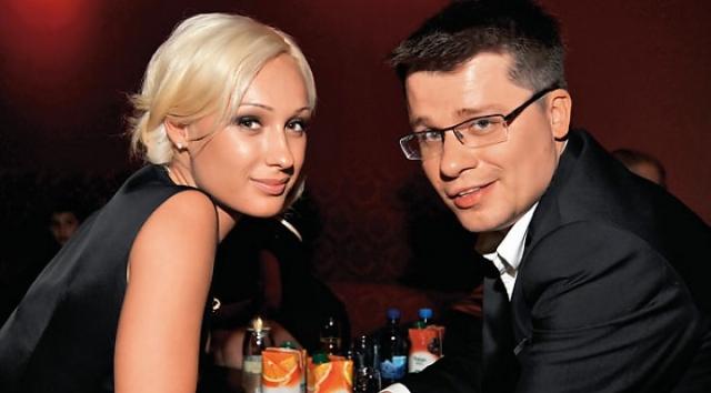 Юлия Харламова. Их скандальный развод с Гариком Харламовым в начале 2013 года обсуждала вся страна.