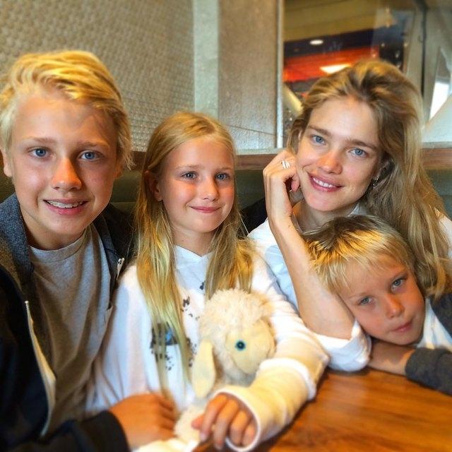 4 июня 2016 Наташа родила Антуану второго общего ребенка - сына Романа, который для Водяновой стал пятым.