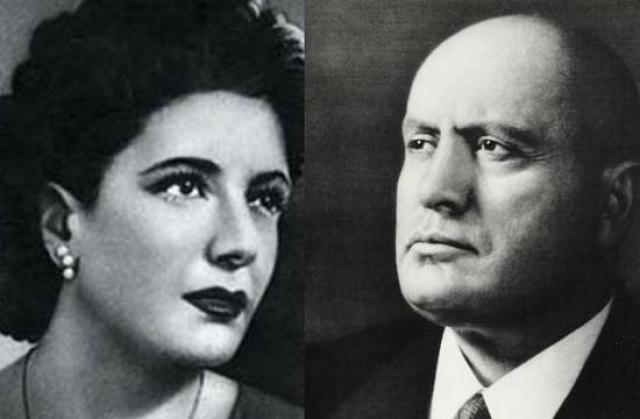 Клара Петаччи. Итальянская аристократка и последняя любовница Бенито Муссолини родилась в семье довольно зажиточного врача, руководившего клиникой в Риме.