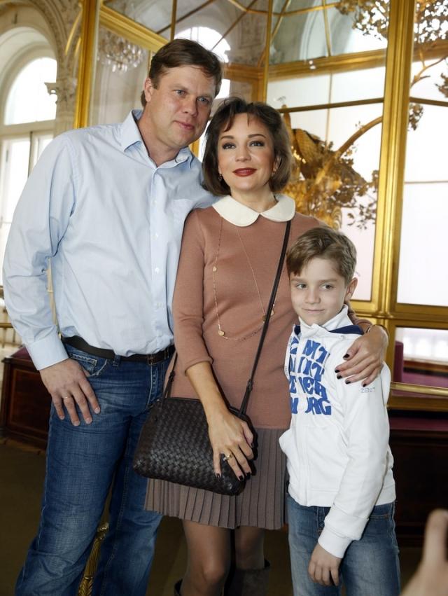 8 марта 2007 года у пары родился сын Никита.