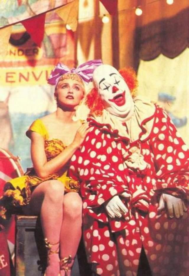 Мадонна в сьемке Мэттью Роллстона, 1983 год