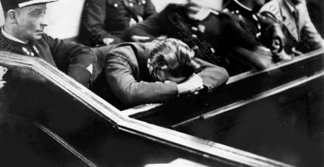 16 июня президент Франции Альбер Лебрен отклонил ходатайство о помиловании Вейдмана и заменил Мильону смертный приговор на пожизненное заключение.