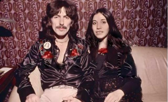 Джордж Харрисон. 2 сентября 1978 года Харрисон женился во второй раз. Его избранницей стала мексиканка Оливия Тринидад Ариас.