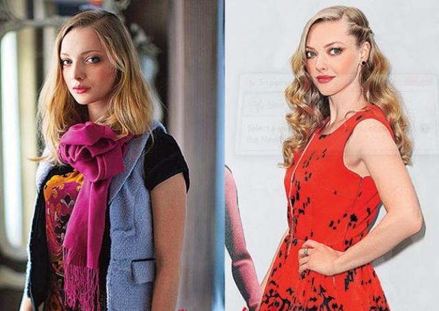 Российскую актрису Екатерину Вилкову многие сравнивают с западной коллегой Амандой Сейфрид .
