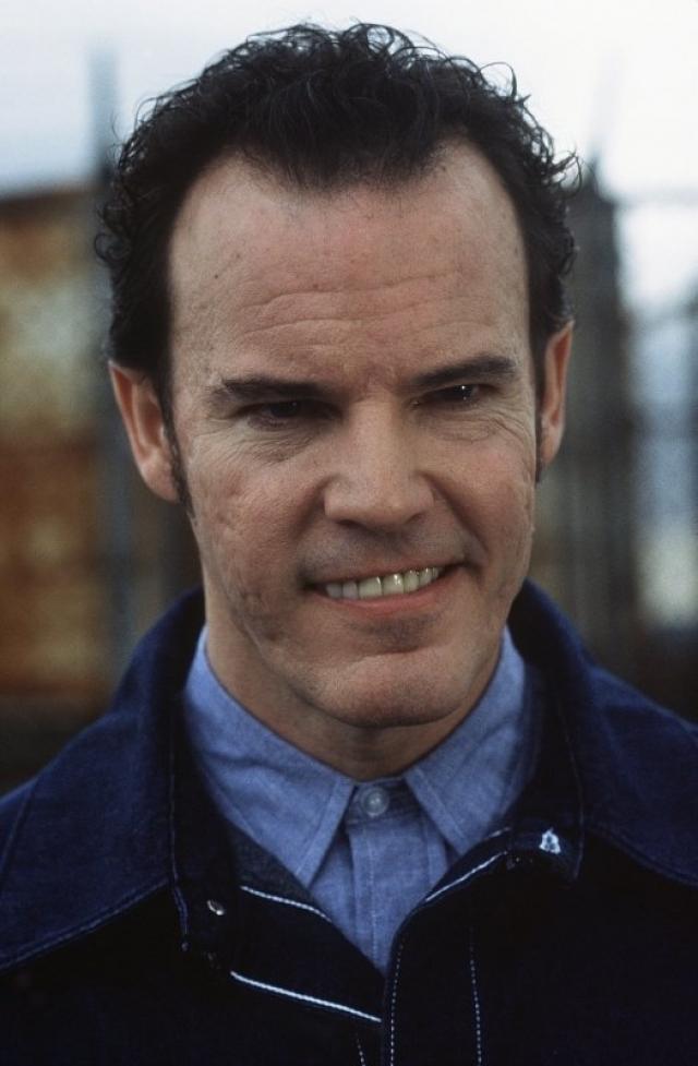 Роль исполнил Эндрю Дивофф, обладающий и без того довольно запоминающейся внешностью.