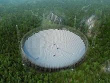 Китайские ученые готовятся первыми вступить в контакт с инопланетными цивилизациями