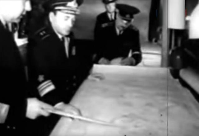 На нем собирались лететь домой во Владивосток участники ежегодного оперативного сбора ВМФ СССР — руководство Краснознаменного Тихоокеанского флота.