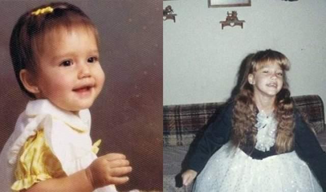 """Джессика Альба, 37 лет. Джес повезло больше всех, потому что даже в школе все признавали ее ангельский вид. Поэтому называли не иначе как """"Энджи"""", от английского – ANGEL (ангел)."""